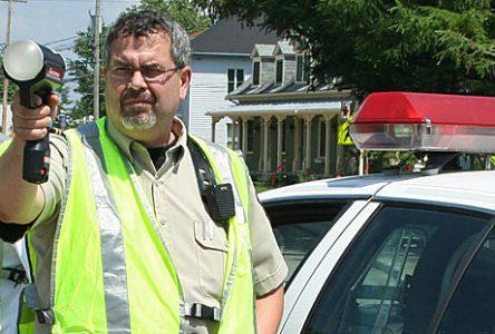 Plus de policiers sur les routes