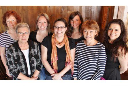Le premier C.A. du Centre Femmes de Portneuf
