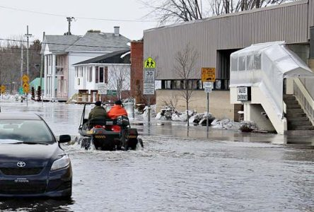 La CAPSA dans le dossier inondations à Saint-Raymond