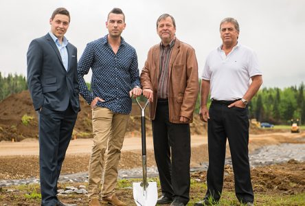 10M$ pour un nouveau quartier à Sainte-Catherine