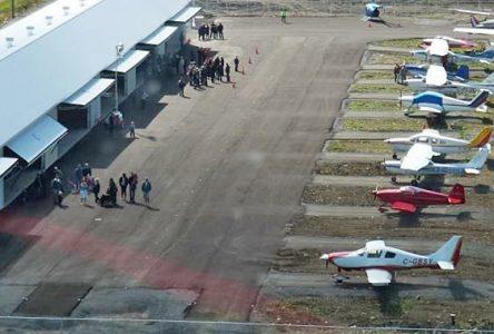 Aérodrome : Neuville passe à l'offensive