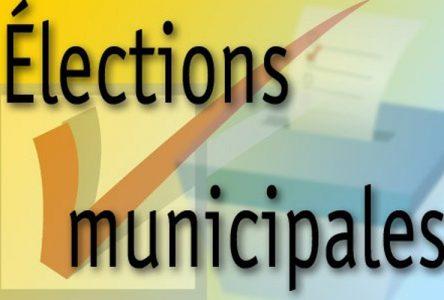 Élection partielle à Donnacona