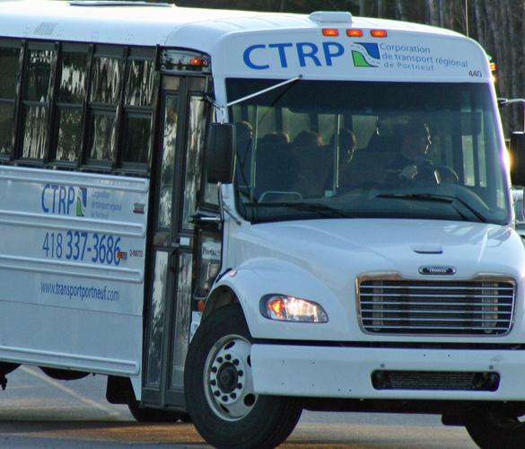 La Corporation de transport régional de Portneuf sonde ses usagers