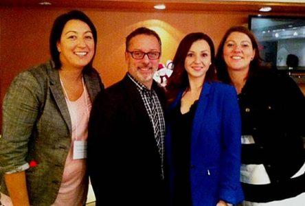 Premier colloque d'affaires dans La Jacques-Cartier