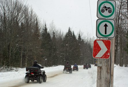 Rappel aux conducteurs de véhicules hors route