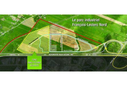 Une zone innovation dans le parc industriel François-Leclerc