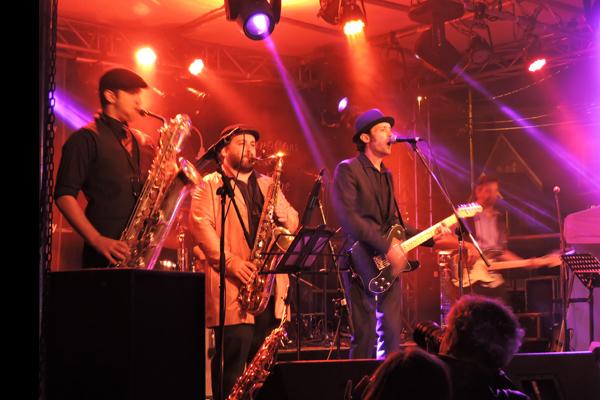 Le festival de blues déménage… à Donnacona