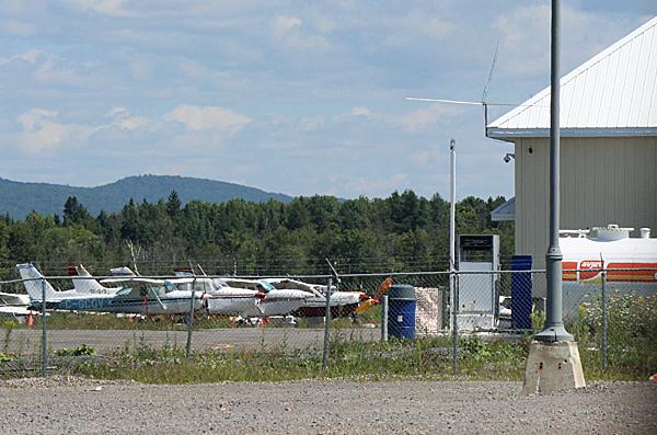 La COPA finance la défense de Neuville Aéro