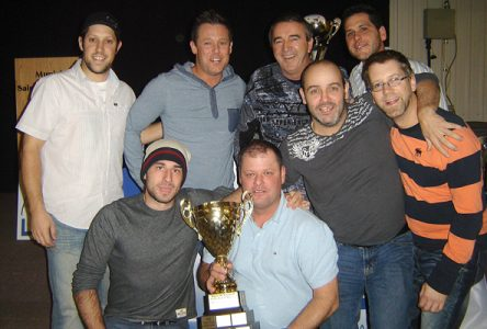 Les Mustangs remportent quatre titres au terme de leur 1re saison dans la LBSAM