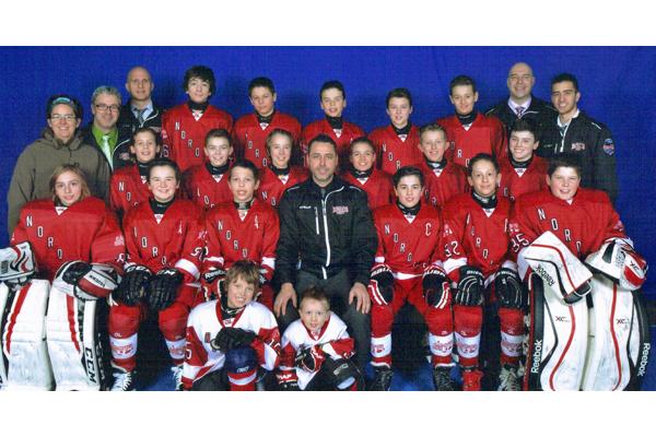 Le Noroîts marque l'histoire du tournoi pee-wee de Québec