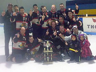 Champions de l'Ouest