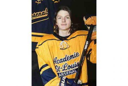 À 15 ans, Zachary Boulet jouera au hockey au Colorado