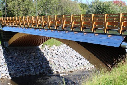 Travaux aux ponts Bishop et Gaffenay