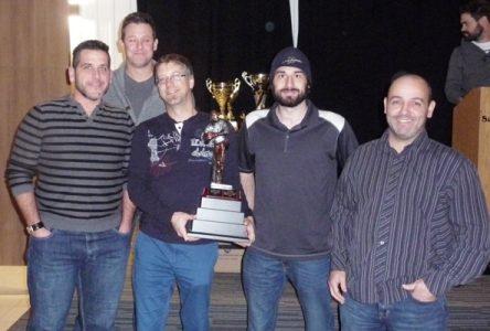 Les Mustangs remportent deux trophées