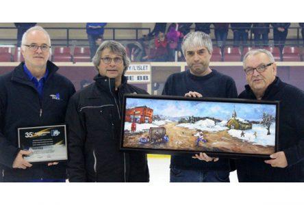 Le tournoi de hockey de Pont-Rouge est toujours populaire