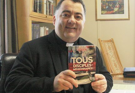 Jean-Philippe Auger : Trouver sa mission à travers la foi