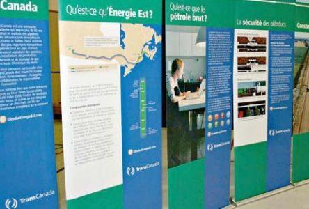 Énergie Est: autre journée portes ouvertes dans la région