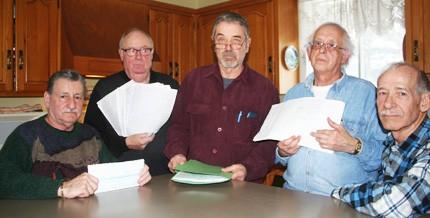 Une pétition pour renverser la hausse de taxes à  Sainte-Anne-de-la-Pérade