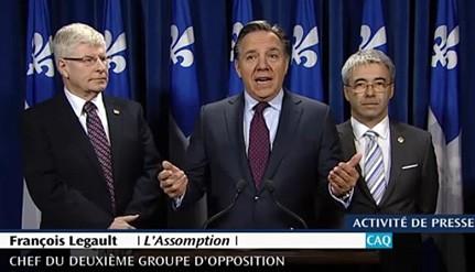 Chaque emploi à la cimenterie en Gaspésie coûtera 1 M$, selon la CAQ