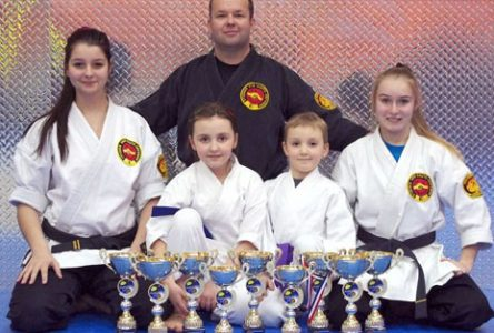 Gagnants à Donnacona