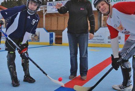 Nouvelle saison de dekhockey à Portneuf