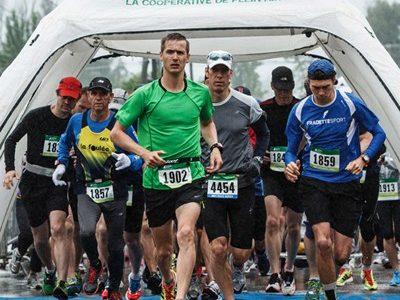 Retour du demi-marathon MEC à Saint-Raymond