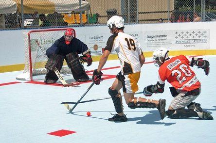 DekHockey Portneuf en restructuration