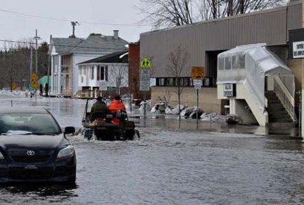 Inondation à Saint-Raymond: la facture grimpe