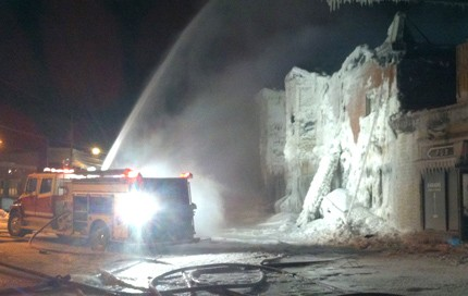 Incendie à Donnacona: journée d'entraide le 12 janvier