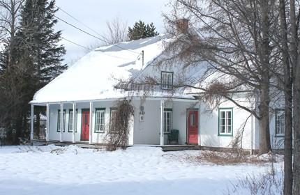 Prix Claude-Huot: la maison québécoise à l'honneur à Saint-Raymond