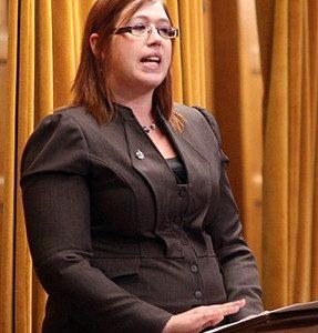 Sénateurs libéraux: Élaine Michaud peu impressionnée