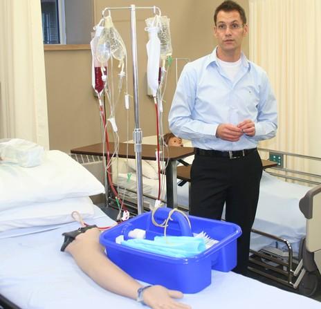 La Croisée prête main-forte au Centre de santé