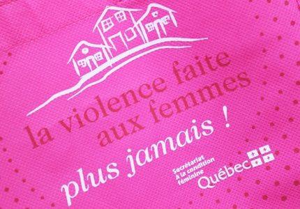 Mirépi participe aux 12 jours d'action pour que cesse la violence envers les femmes
