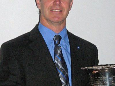 Carl Pelletier, golfeur de l'année