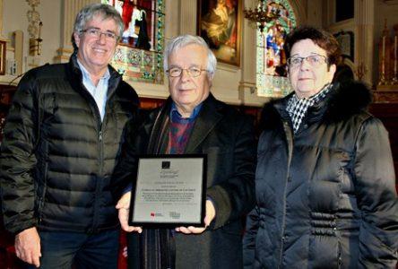 Revitalisation du patrimoine funéraire: prix provincial pour Cap-Santé