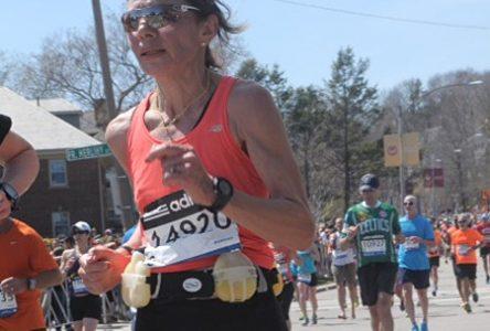 Un 2e podium pour Hélène Grenon au marathon de Boston