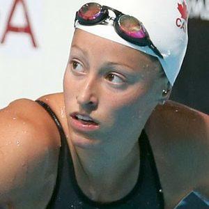 Katerine Savard est la meilleure nageuse de papillon