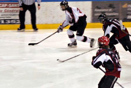 Le hockey midget en vedette à Donnacona