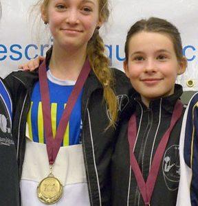 Des médailles pour le frère et la soeur