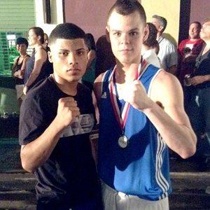 Xavier Gagnon victorieux à Porto-Rico