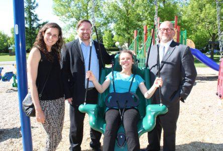 De l'aide aux municipalités pour améliorer l'accessibilité