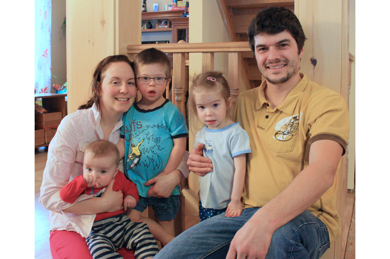 Souffle d'espoir pour une jeune famille de Cap-Santé