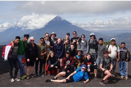 Treize ados au Guatemala: «On a pas mal tous eu un choc»