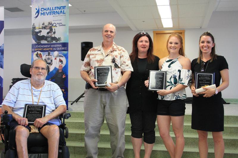 Semaine des personnes handicapées: cinq lauréats récompensés