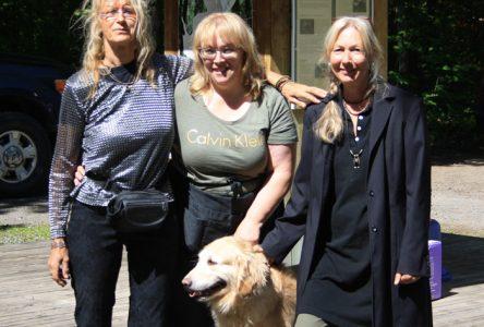 Une petite fête à Donnacona pour le bien-être de nos animaux
