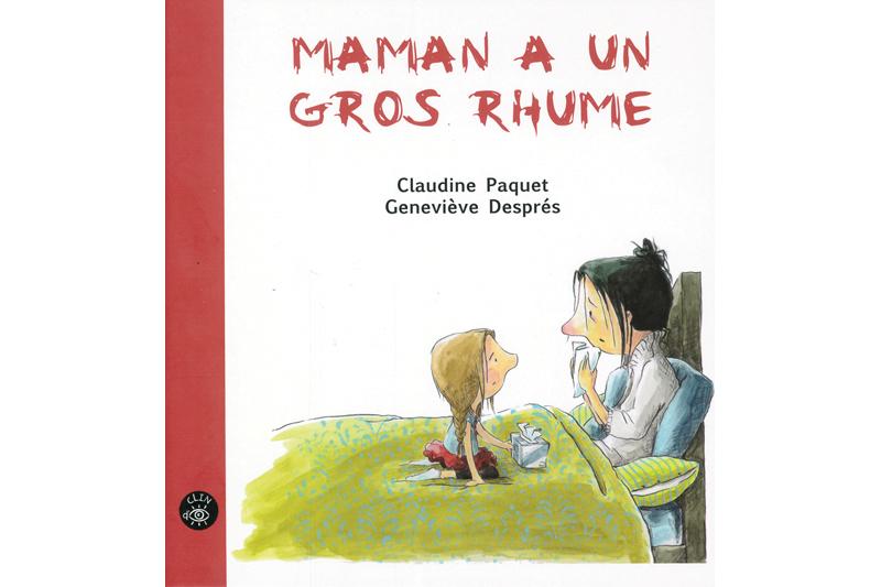 Une autre publication pour Claudine Paquet
