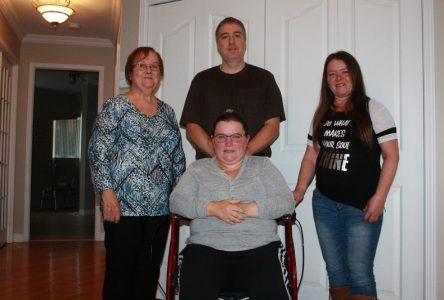 Devant la maladie, Danielle Paquet a trouvé la solidarité