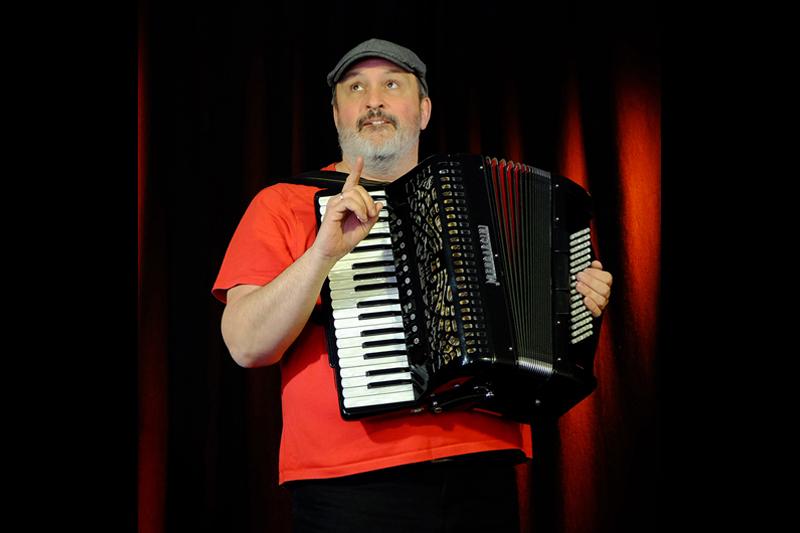 Steve Normandin fera revivre La Bolduc au Festival des tambours
