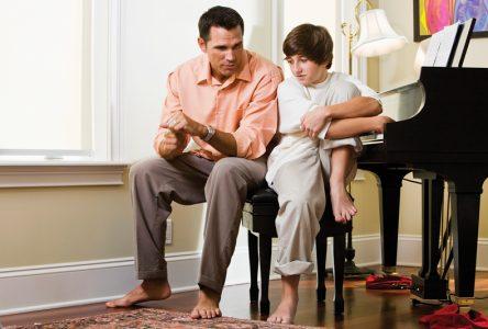 Être parent: entre accompagnement et autorité