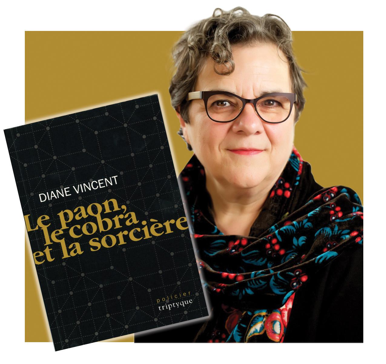 Un sixième polar pour Diane Vincent